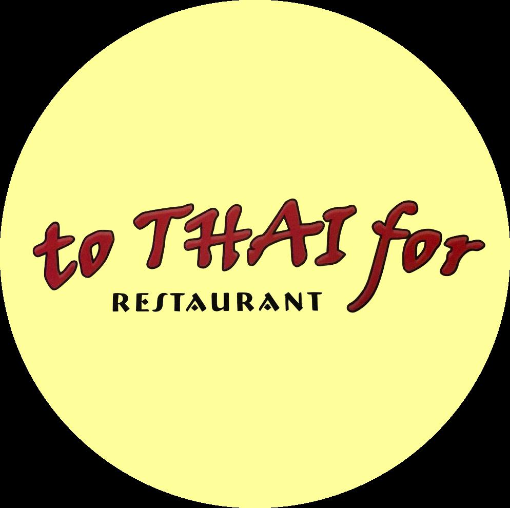 To Thai For Restaurant